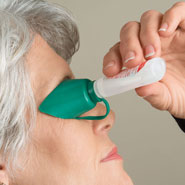 Daily Living Aids - Eye Drop Guide