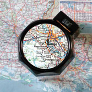 Auto & Travel - Illuminated Magnifier
