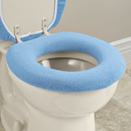 Bathroom Accessories - Toilet Seat Cover