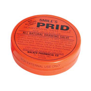 Back & Shoulder Pain - Smile's Prid® Drawing Salve - 18 Grams