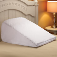Back & Shoulder Pain - Wedge Cotton Pillow Case