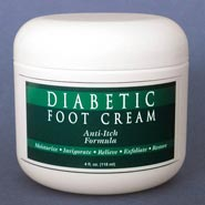 Diabetes Management - Diabetic Foot Cream