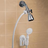 Hygiene Aids - Detachable Hand-Held Shower Sprayer