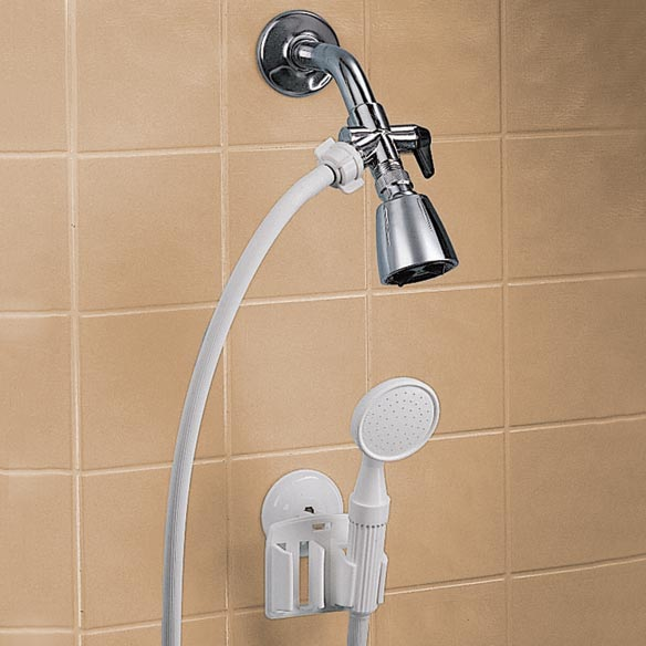 Detachable Hand-Held Shower Sprayer - Hand Held Shower - Easy Comforts