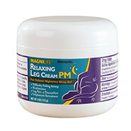 Sleep Better, Feel Better - MagniLife® Relaxing Leg Cream PM - 4 Oz.