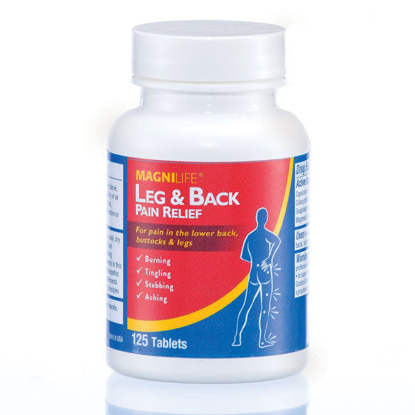 MagniLife® Leg & Back Pain Relief Tablets