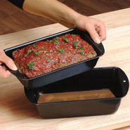 Cooking Alone - Meatloaf Pan With Insert