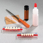 Personal Hygiene - Denture Repair Kit