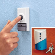 Home Safety & Security - Wireless Door Bell