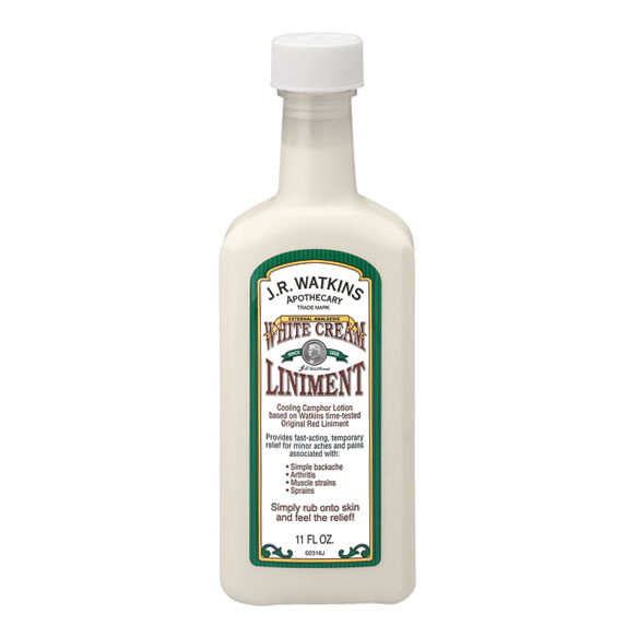 J.R. Watkins™ White Cream Liniment - 11 Fl. Oz.