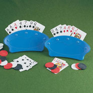Hobbies & Books - Playing Card Holders