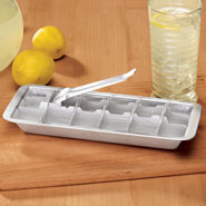 Daily Living Aids - Aluminum Ice Cube Tray