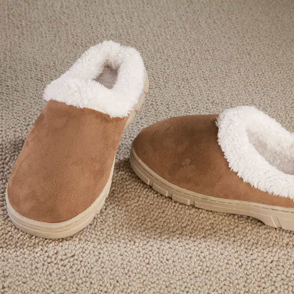 Women's Suede Slippers