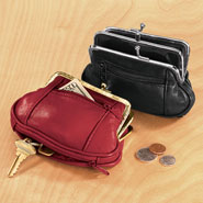 Gifts Under $10 - Coin Purse Clutch