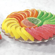 Diabetes Management - Jelly Fruit Slices Candy