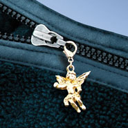 Values under $4.99 - Guardian Angel Zipper Pull