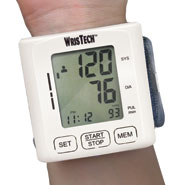 Exercise & Fitness - Wrist Blood Pressure Monitor