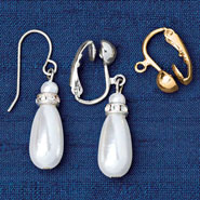 Apparel Accessories - Fish Hook Earring Converter