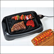 "Kitchen - 13"" Table Top Electric Grill By Home-Style Kitchen™"