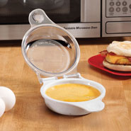 Kitchen Helpers - Microwave Egg Muffin Cooker