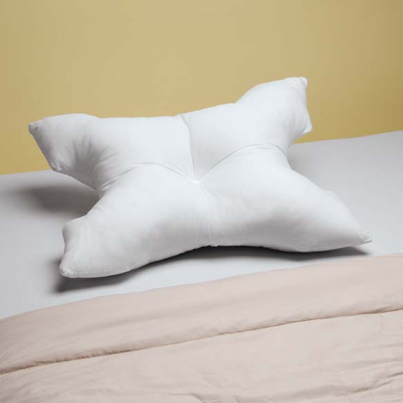 Pillow For Sleep Apnea - View 1