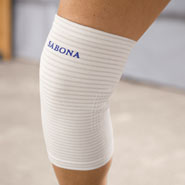 Knee & Ankle Pain - Sabona® Copper Knee Compression Sleeve