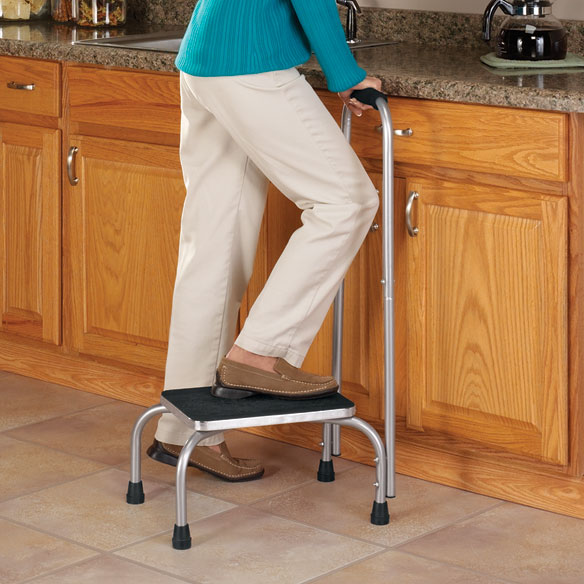 step stool with handle - Step Stool