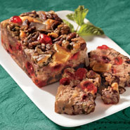 Sweets & Treats - No-Sugar Added Fruit Cake