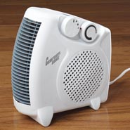 Home Necessities - Deluxe Two Way Heater And Fan Combo