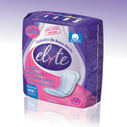 Elyte Incontinence Pads Normal - Case