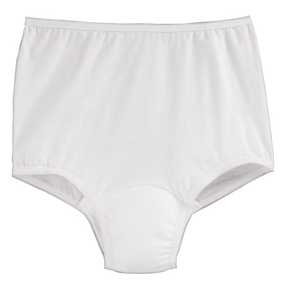 Women's 5 oz. Incontinence Panty