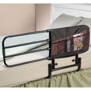 Trouble Sleeping - EZ Adjust Bed Rail