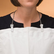 Adult Clothing Protectors - Napkin Clip