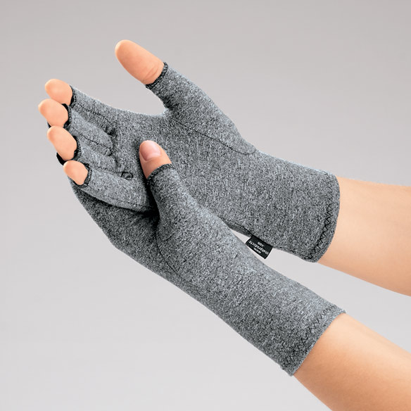 Lycra® Compression Gloves For Arthritis - View 1