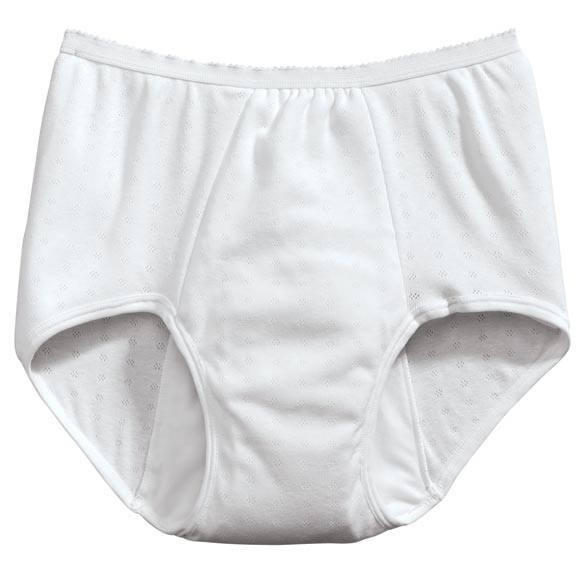 Incontinence Underwear For Women - 10 oz.