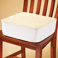 Cushions & Chair Pads - Large Easy Rise Chair Pad by LivingSURE™
