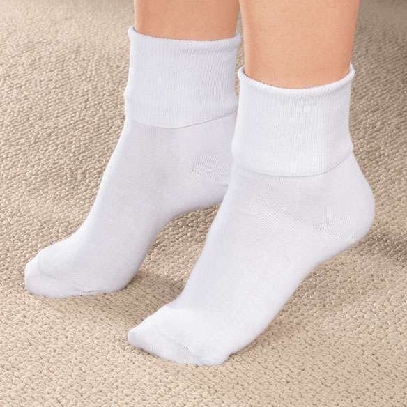 Buster Brown® Ankle Socks - View 1