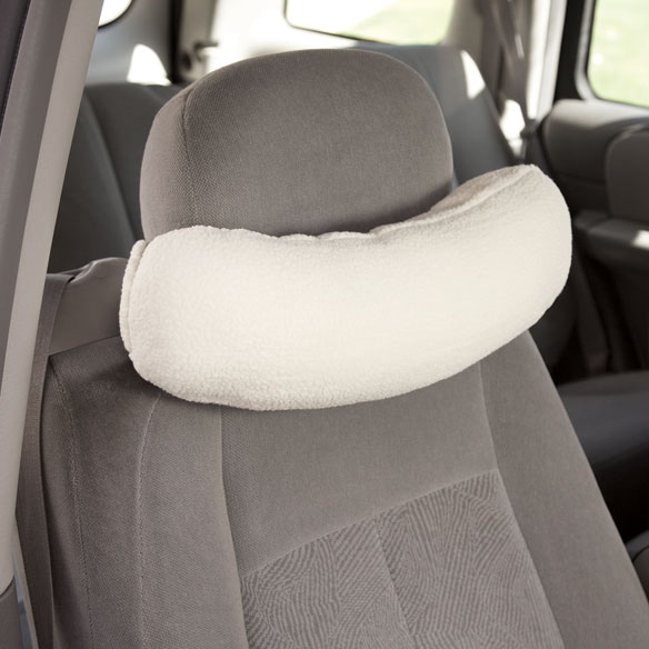 Sherpa Car Neck Support