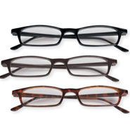 Reading Aids - 3 Pack Reading Glasses