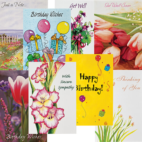 All Occasion Card Set - 24 Pack - View 1