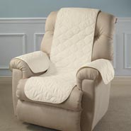 Home Comforts - Quilted Chair Cover