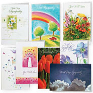 Hobbies & Books - Encouragement And Sympathy Cards - Set Of 24
