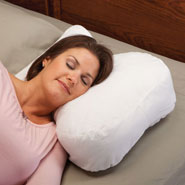 Sleep Better, Feel Better - Sound Sleeper Neck And Shoulder Pillow