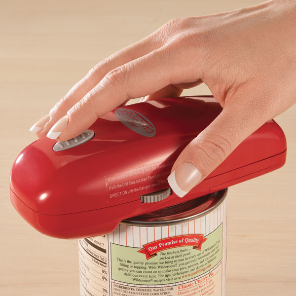 Hands-free Can Opener - View 1