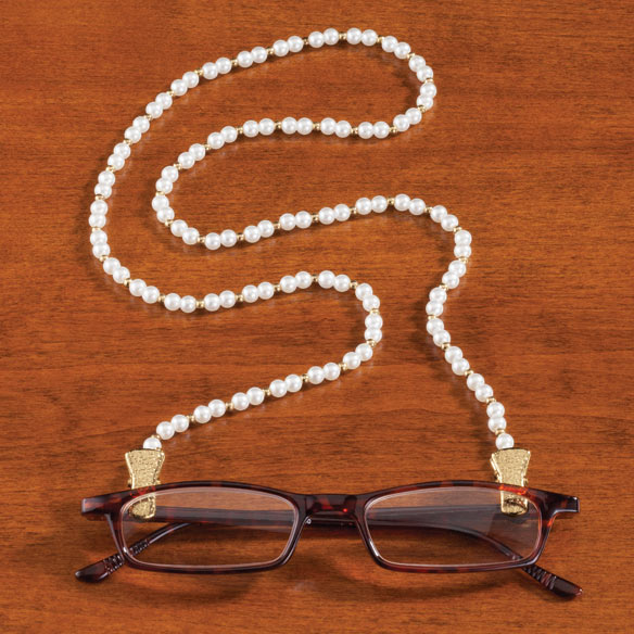 Beaded Eyeglass Chain - View 1