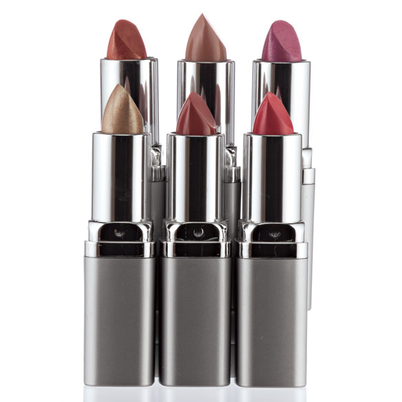 Fran Wilson Lipstick Neutrals - Set of 6 - View 1