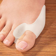 Diabetes Management - Healthy Steps™ Gel Bunion Toe Spreader, 1 Pair