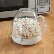 Microwave Cooking - Microwave Popcorn Maker