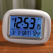 Home Necessities - Large Screen Clock