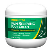 Foot Care - Magnilife® DB Pain Relieving Foot Cream